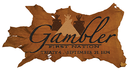 Gambler First Nation - Treaty 4 - September  21, 1874